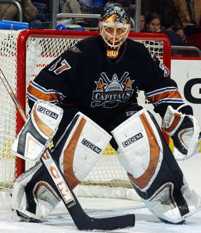 Olaf Kolzig-- One of my favorite all time
