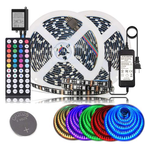 Bihrtc Waterproof Lighting Changing Controller In 2020 Led Rope Lights Led Strip Lighting Led Rope