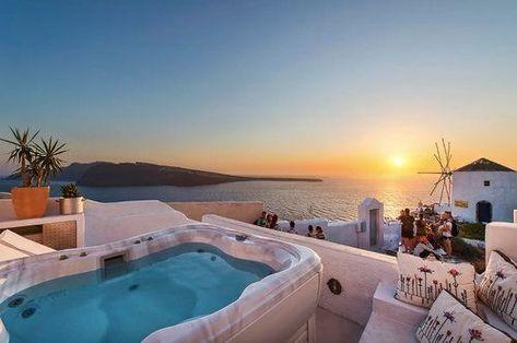 12 Best Airbnb Santorini Rentals — ckanani luxury travel & adventure