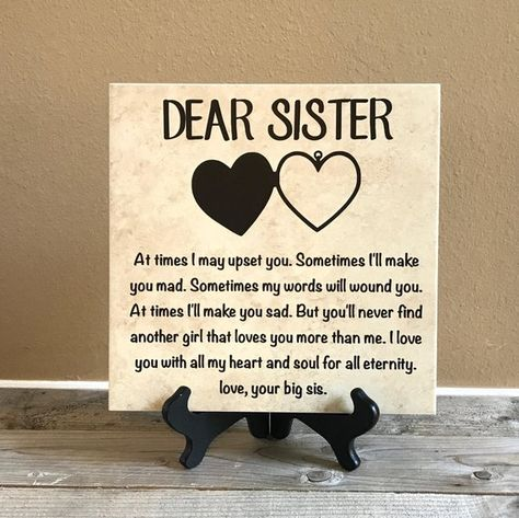 Gift for Sister e4157e30ec9a