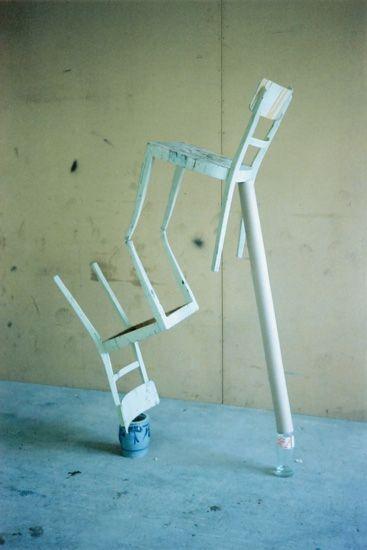 Peter Fischli / David Weiss, The Apparition, 1984    http://www.spruethmagers.com