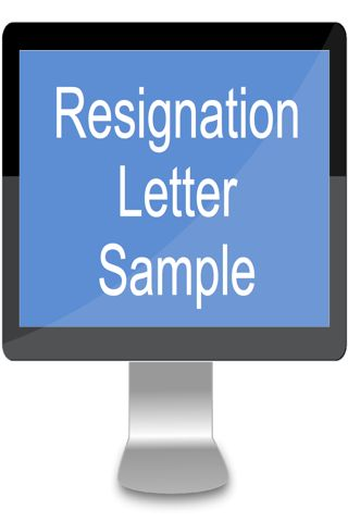 letter free app with great examples resignation sample proper
