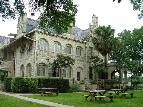 Terrell Castle Bed And Breakfast Inn In San Antonio Tx I Love