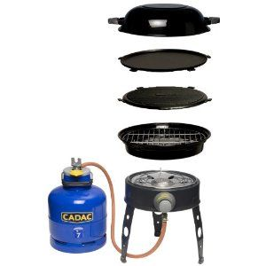 Ideal For Any Camping Trip Gas Bbq Camping Grill Camping Gas