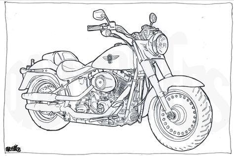 Adult colouring page motorcycle illustration motorcycle coloring bmw r1200gs rajzos ötletek pinterest adult coloring motorcycle art and bikers
