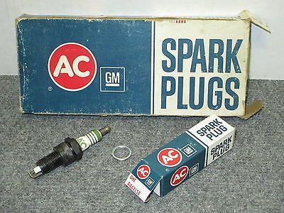 Ad Ebay Nos Ac Gm Delco R44xlse 8 Spark Plug Set 1977 06 Mopar Amc Jeep Usa Genuine In 2020 Jeep Usa Spark Plug Ignition System
