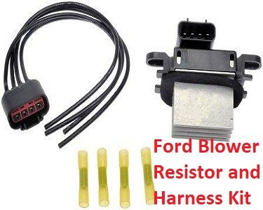 Do You Have Ford Blower Motor Resistor Problems Or Another Issue Blowers Ford Resistors