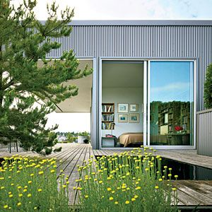 24 inspiring small homes   Rooftop apartment   Sunset.com