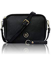 Handtasche Damen Klein Bugatti Kunstleder Passione Tasche bf6y7gvY