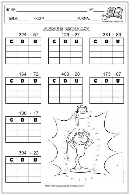 Pin Em Atividades De Aprendizagem Para Criancas