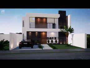 Casa 10x18 Mts House 10x18 Mts Recorrido Virtual 3d Proyecto Casa M Youtube Fachada Casa Pequeña Estilo En El Hogar Elevación De Casa