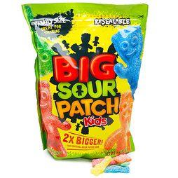 Big Sour Patch Kids Candy 1 7lb Bag Sour Patch Kids Sour Patch Kids Candy