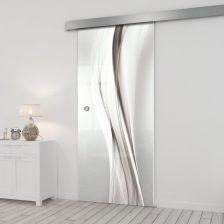 Drzwi Wewnetrzne Galakor Drzwi Szklane Przesuwne 850x2095 8mm Esg Vsg 2str Grh018 Opinie I Ceny Na Ceneo Pl Glass Doors Interior Doors Interior Modern Interior