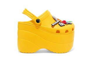 Balenciaga's Platform Crocs Arrive in a