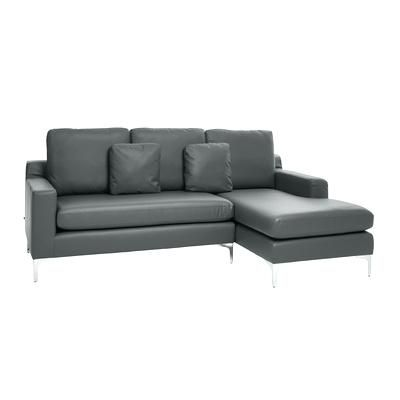 Amazing White And Grey Sofa And Faux Leather Right Hand Corner Sofa Gull Grey 25 Light Grey Sofa White Walls Light Gray Sofas Sofa Reclining Sofa