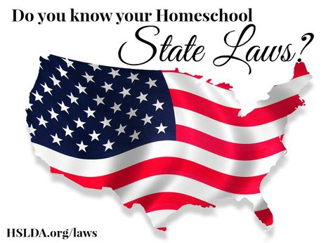 Do you know your Homeschool State Laws? | HSLDA