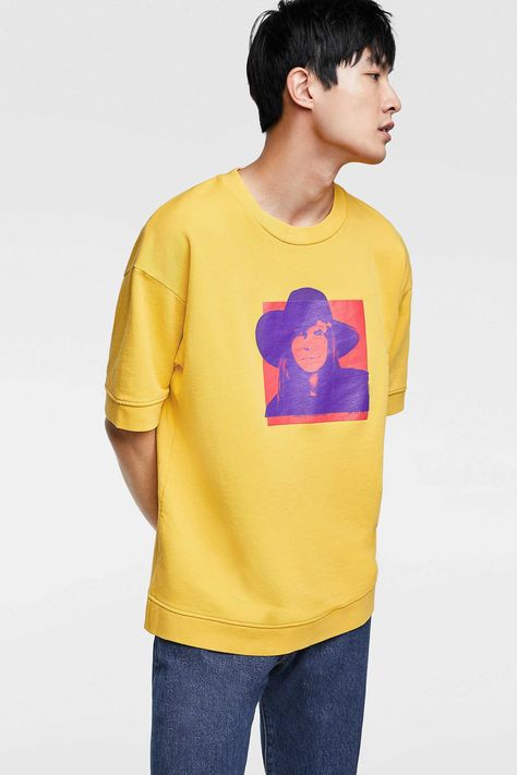 f67b627d7 Layering with complex colours - Most poplular t-shirt design trends of this  summer 2018. These trending design ideas are the ideal inspiration for  fashion ...