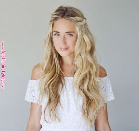 "40 Beautiful Beachy Wave Hairstyles We Love The term ""beachy waves"" or ""beach waves"" can be used to describe a variety of different hairstyles. Usually beachy waves are a combination of brown and blonde using a balayage or ombre coloring technique but can be solid colors as well. A trendy.."
