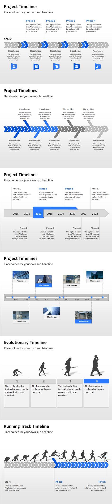 Projektmanagement PowerPoint Vorlage…