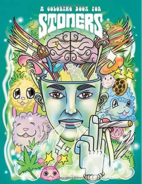 Stoner Coloring Book For Adults The Stoner S Psychedelic Coloring Book Amazon Ca Mc Namee Edwina Books Coloring Books Psychedelic Art Psychedelic