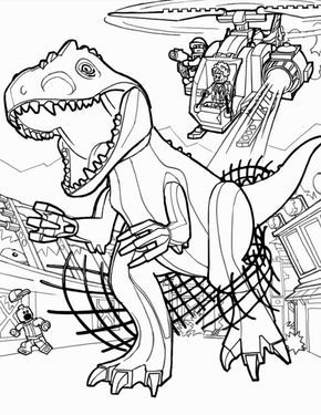 Jurassic World Coloring Pages Best Coloring Pages For Kids In 2021 Lego Coloring Pages Lego Coloring Dinosaur Coloring Pages