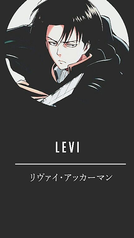 Captain Levi Shared By Mayai Cnah On We Heart It Attack On Titan Levi Captain Levi Attack On Titan Anime