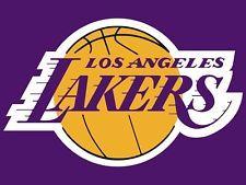 Nba Basketball Los Angeles Lakers Lebron James Decor Fridge