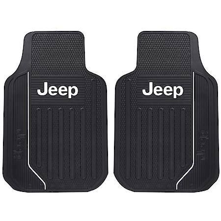 Save On Plasticolor Jeep Elite Floor Mats 2 Piece Set 001616r01