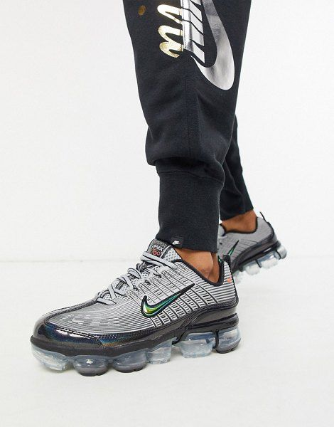 Nike air vapormax 360 silver trainers. #nike #sneakers #shoes ...