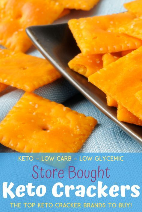Keto Crackers Low Carb Yep And We Ve Found Some Great Keto Crackers Store Bought Options Made From Simple Low Carb Crackers Keto Snacks To Buy Keto Drink