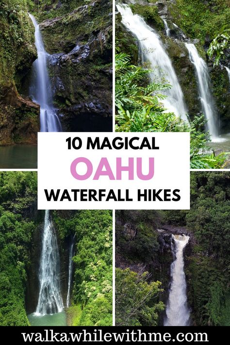 10 Magical Waterfall Hikes in Oahu, Hawaii