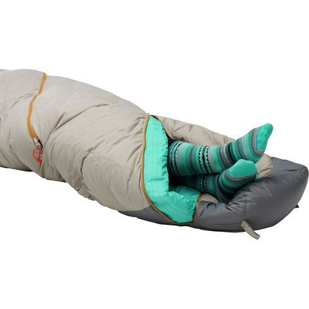 Kelty Sine Sleeping Bag: 20 Degree Down Women's | Sleeping