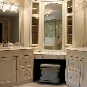 L Shaped Double Sink Bathroom Vanity Google Search Bathroom