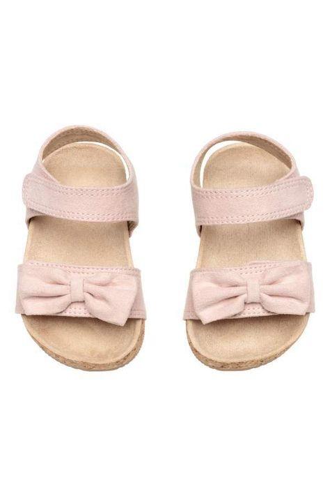 H M Sandals Zapatos Para Bebe Nina Zapatos De Nena Zapatos