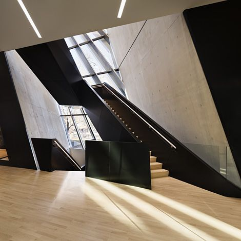 Broad Art Museum Michigan State University-Architecte : Zaha Hadid Architects