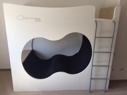 Verkaufe Dieses Mega Coole Cool Cooning Bett Hochbett In Hessen