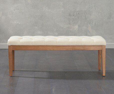 Brambly Cottage Gepolsterte Sitzbank Fennimore Wayfair De In 2020 Upholstered Bench Upholstered Storage Bench Upholster
