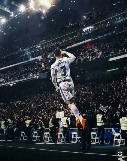 World Will Not Ignore You When You Do Your 110 Each Day Cristiano Ronaldo Ronaldo Need For Speed Rivals