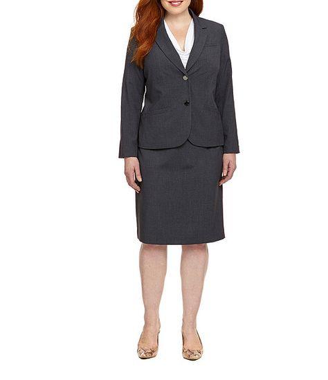 Calvin Klein Plus 2 On Suit Jacket