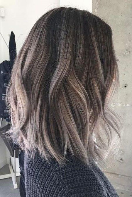 20 Hair Colour Ideas For Short Hair 2019 With Images Ash Brown