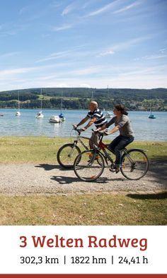 3welten Radweg Mit Bildern Radweg Radtour Bodensee Radtouren