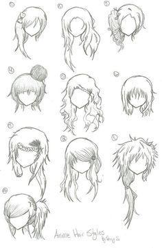 Epingle Sur Coiffures Pour Cheveux Longs