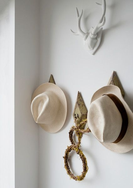 Hang Your Hat - A Creative Director's Dreamy Modern Farmhouse - Photos