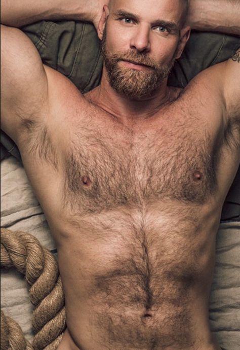 Bearded Stud Barebacks