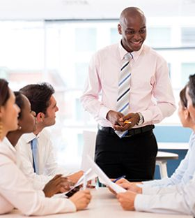 Best Business Presentation Solutions Images On