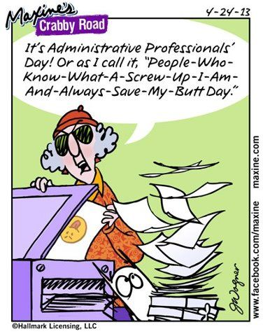professional adminstrative day