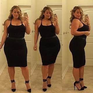 rencontres femmes grandes tailles)