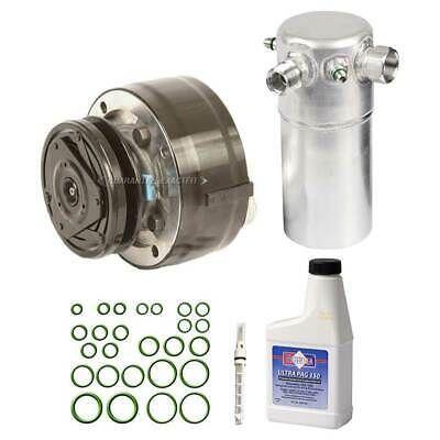 Sponsored Ebay Ac Compressor W A C Repair Kit For Chevy C10 C20