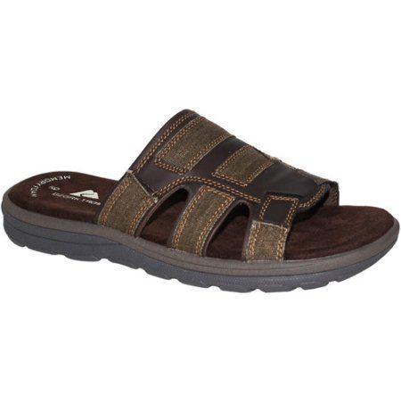 e1df41457073 Wrangler - Wrangler Men s Slide Sandal - Walmart.com