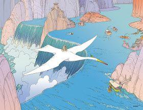 Image I Narte El Arte De La Imaginación Moebius De Aquí A La Eternidad Moebius Art Moebius Artist Jean Giraud